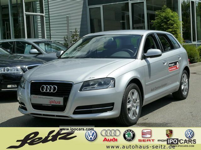 2010 Audi  A3 Sportback 1.6 Attraction Estate Car Used vehicle photo