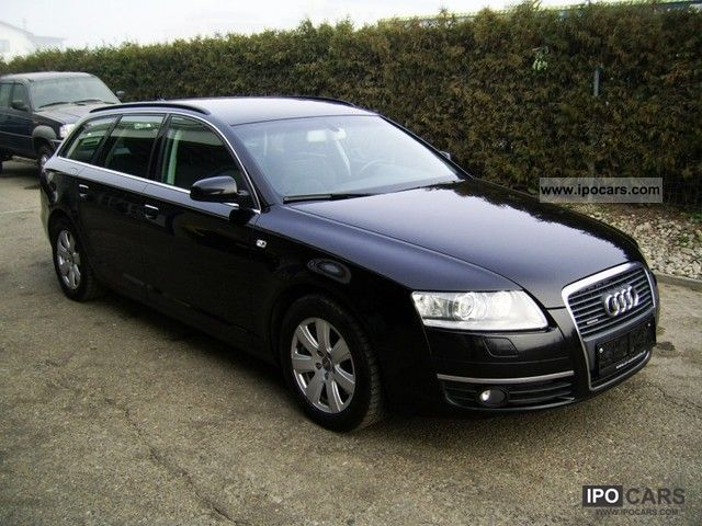 2008 audi a6 avant 3 0 tdi v6 quattro a6 avant 3 0 tdi dpf car photo and specs. Black Bedroom Furniture Sets. Home Design Ideas