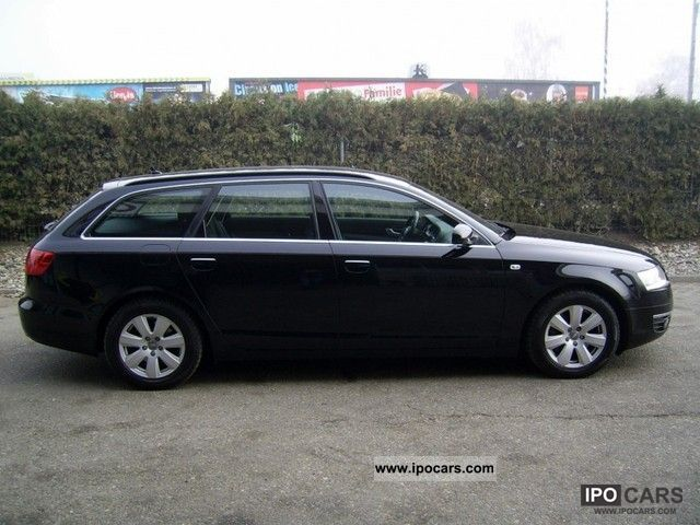 2008 audi a6 avant 3 0 tdi v6 quattro a6 avant 3 0 tdi dpf. Black Bedroom Furniture Sets. Home Design Ideas
