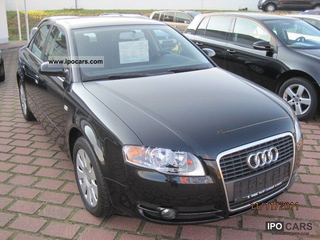2007 audi a4 2 0 multitronic car photo and specs. Black Bedroom Furniture Sets. Home Design Ideas