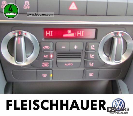 2010 Audi A3 Sportback 1.6 TDI DPF APC APS KLIMAAUTOMATIK