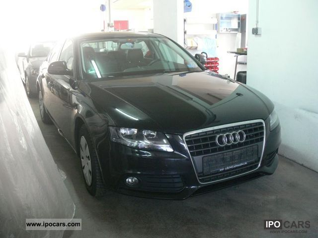 2009 Audi  A4 2.7 TDI Ambition Limousine Used vehicle photo