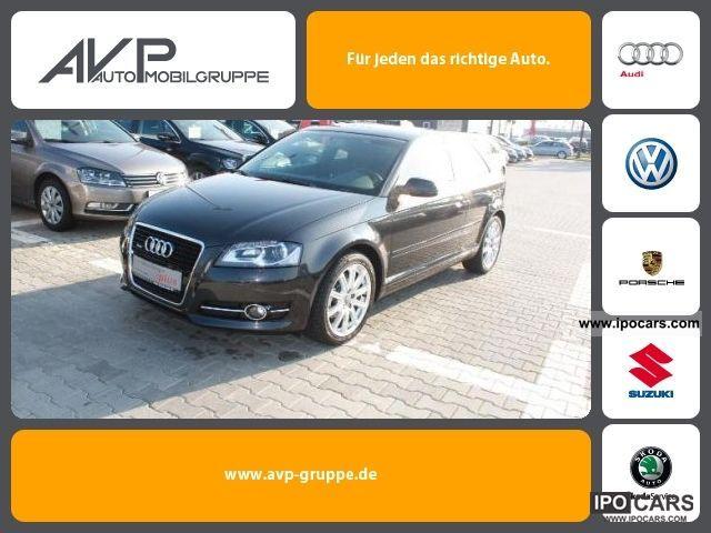 2010 Audi  A3 1.2 TFSI Ambition * Navi Xenon ** 38% * u list Limousine Used vehicle photo