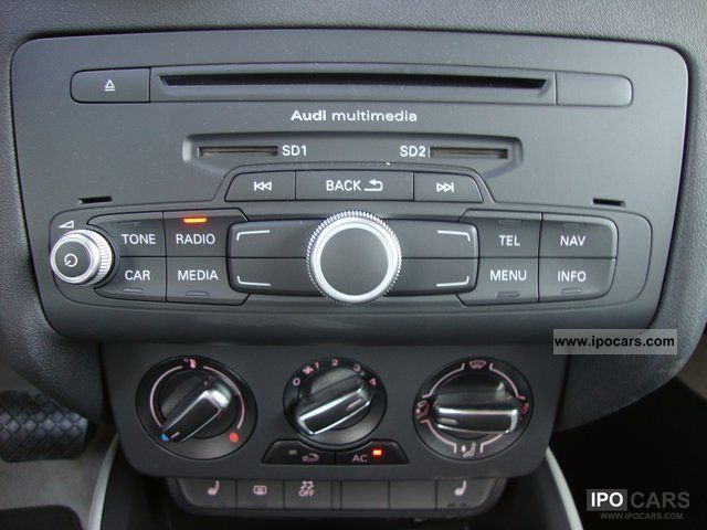 2010 Audi A1 14 TFSI 119g Bystronic sound system  Car Photo and
