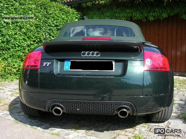 2005 audi tt roadster 3 2 quattro dsg car photo and specs. Black Bedroom Furniture Sets. Home Design Ideas