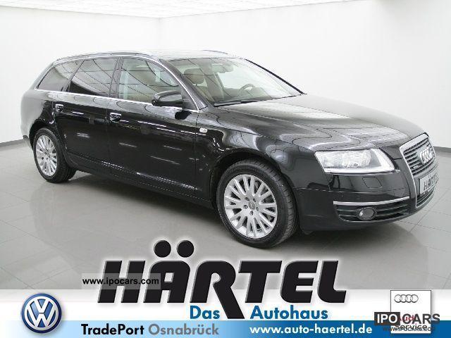 2008 Audi  A6 Avant 3.0 V6 TDI Tiptronic Estate Car Used vehicle (business photo