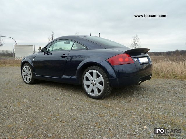 2005 audi tt coupe 3 2 quattro dsg maintained vollausst. Black Bedroom Furniture Sets. Home Design Ideas