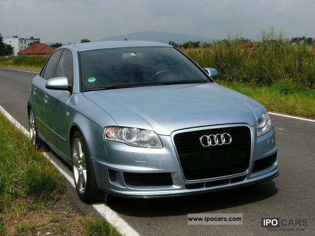 2006 audi b7 a4 dtm 3 0 tdi car photo and specs. Black Bedroom Furniture Sets. Home Design Ideas