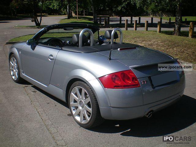 2003 Audi  TT Roadster 1.8L turbo 180ch série spéciale Avus Cabrio / roadster Used vehicle photo