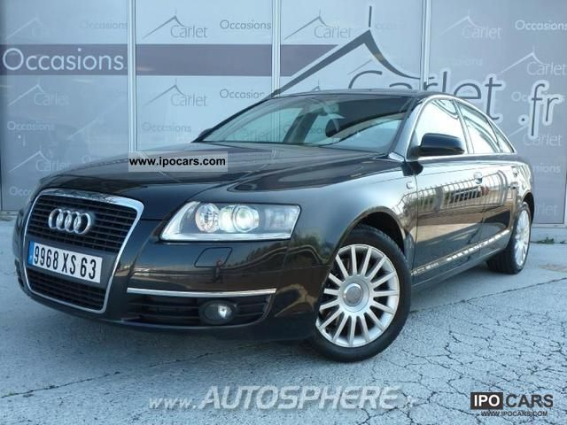 2004 Audi  A6 Quattro 3.0 TDI Ambition Luxe Tiptron Limousine Used vehicle photo