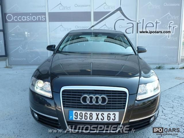 2004 audi a6 quattro 3 0 tdi ambition luxe tiptron car photo and specs. Black Bedroom Furniture Sets. Home Design Ideas