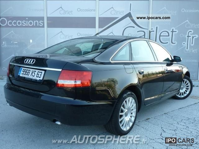 2004 audi a6 quattro 3 0 tdi ambition luxe tiptron car. Black Bedroom Furniture Sets. Home Design Ideas