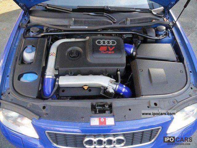 2002 Audi S3 1 8t 20v Turbo Quattro 12000 Km Neuve New