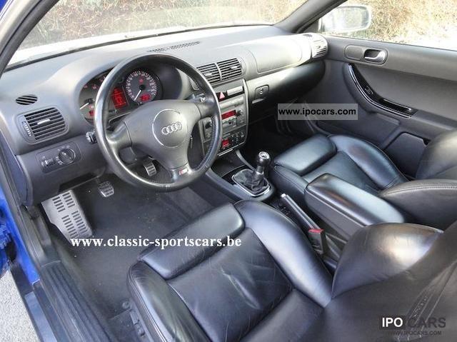 2002 Audi S3 18t 20v Turbo Quattro 12000 Km Neuve New Car Photo