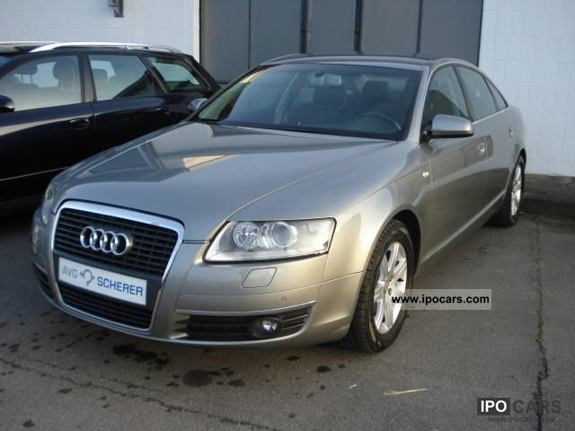 2004 audi a6 saloon 3 2 fsi quattro car photo and specs. Black Bedroom Furniture Sets. Home Design Ideas