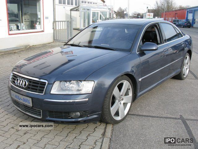 2003 Audi  A8 4.0 TDI fully equipped / 20 inch aluminum Limousine Used vehicle photo