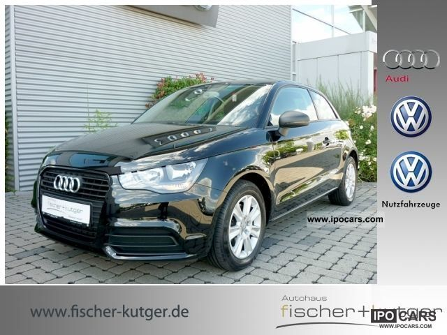 2010 Audi  A1 1.4 TFSI S tronic Attraction, Vision Aluminium, Medicare Limousine Demonstration Vehicle photo