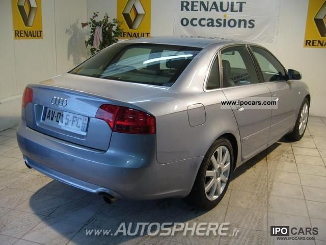 2005 audi a4 quattro 3 2 fsi ambiente car photo and specs. Black Bedroom Furniture Sets. Home Design Ideas
