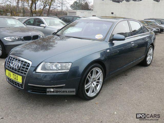 2008 Audi  A6 3.0 TDI DPFLuftfed. * SHZ * MFL * LEATHER * TV * St.Heiz * Limousine Used vehicle photo