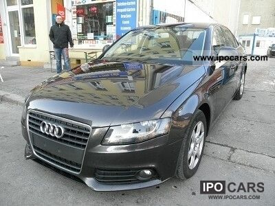 2008 Audi  A4 2.7 TDI * LEATHER * NAVI * Limousine Used vehicle photo