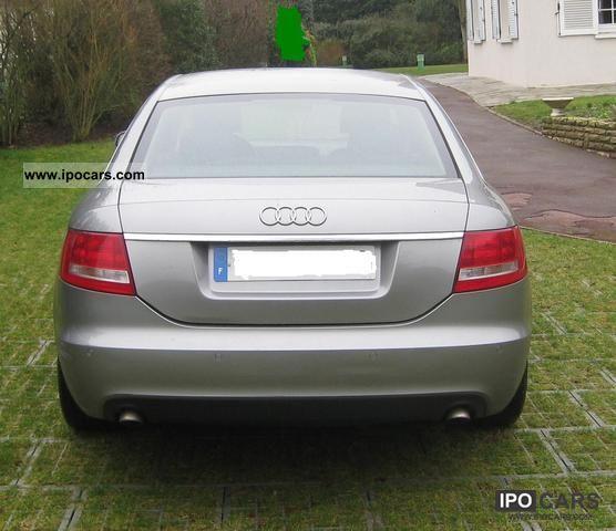 2006 Audi A6 V6 TDI 180 Cv