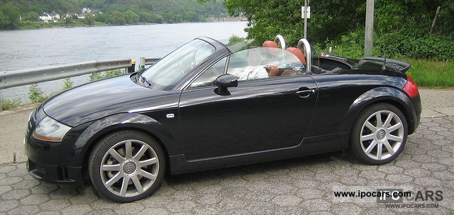 2005 audi tt roadster 3 2 quattro car photo and specs. Black Bedroom Furniture Sets. Home Design Ideas