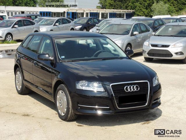 2011 Audi  A3 1.6 Klimaautomatic ESP Estate Car New vehicle photo