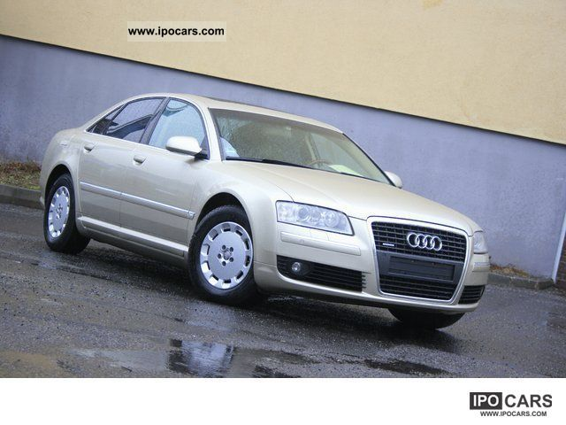 2006 Audi  * A8 3.0 TDI quattro Standh * 1.Hand * SH * Limousine Used vehicle photo