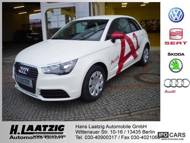 2010 Audi  A1 1.4 TSI Attraction Limousine Used vehicle photo