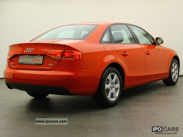 2008 audi a4 1 8 tfsi 6 speed car photo and specs. Black Bedroom Furniture Sets. Home Design Ideas