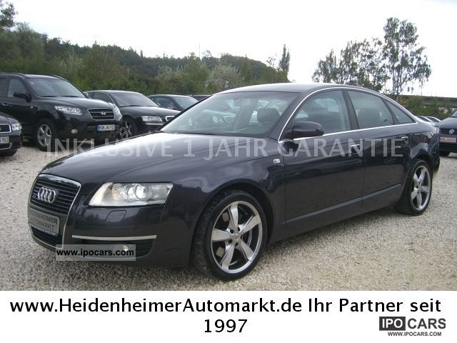 2007 audi a6 3 0tdi quattro navi xenon air. Black Bedroom Furniture Sets. Home Design Ideas