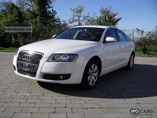 2008 Audi A6 2.8 FSI quattro tiptronic EURO 4 NAVI PDC - Car Photo and ...