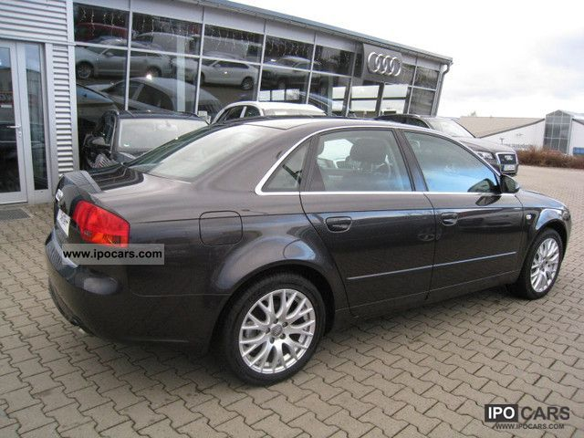 2007 audi a4 3 0 tdi quattro tiptronic car photo and specs. Black Bedroom Furniture Sets. Home Design Ideas