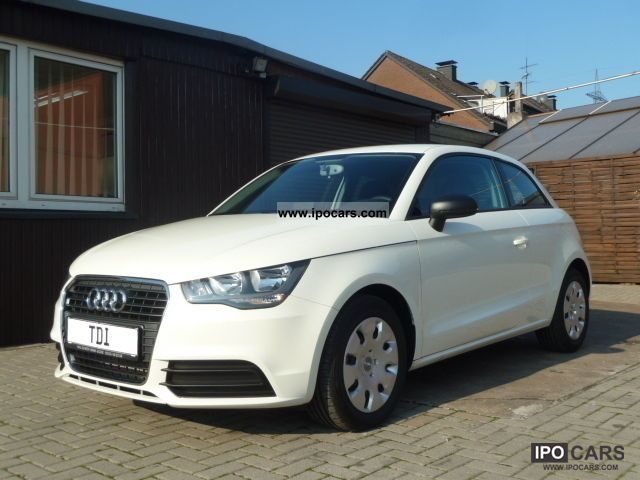 2010 Audi  A1 1.6 TDI * MMI NAVIGATION ** AIR * 2 * 105 hp TKM Small Car Used vehicle photo