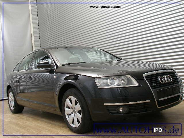 2007 audi a6 3 0 tdi quattro leather navi xenon car. Black Bedroom Furniture Sets. Home Design Ideas