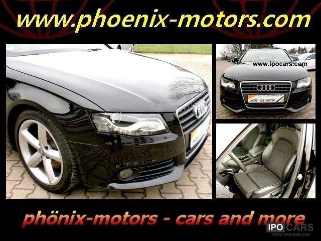 2009 Audi  A4 2.0-125KW, S-LINE PLUS, NAVI LEATHER, XENON, Estate Car Used vehicle photo