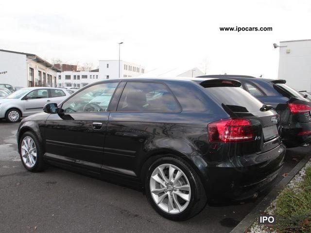 2011 Audi  A3 1.2 Ambition Privacy SH 17 & quot Aluminum Easy Entr Limousine Used vehicle photo