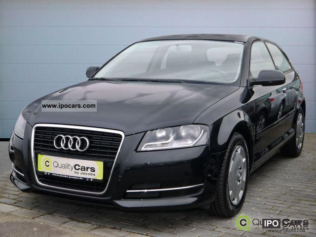 2010 Audi A3 1.2 TFSI cruise control, rear dozer, climate - Car Photo ...