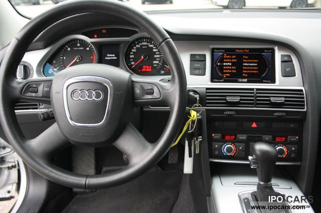 2009 audi a6 avant 3 0 tdi quattro navi xenon bose led car photo and specs. Black Bedroom Furniture Sets. Home Design Ideas