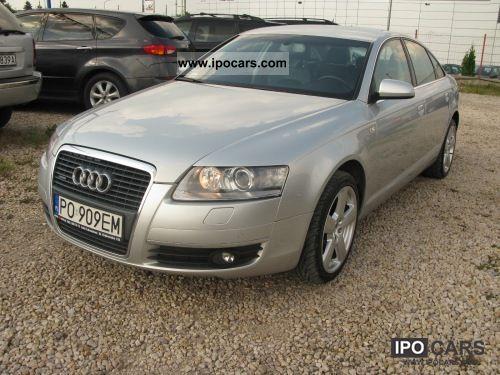 2007 Audi  A6 SALOON PL! SERWIS ASO! BEZWYPADKOWY! Limousine Used vehicle photo