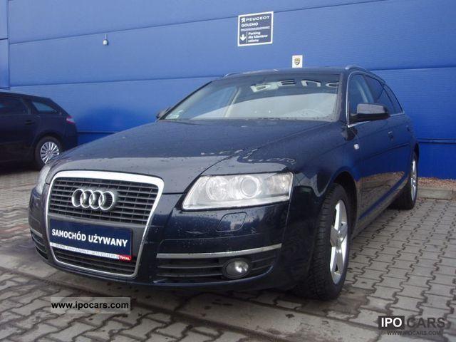 2008 Audi  T FSI A6 Estate Car Used vehicle photo
