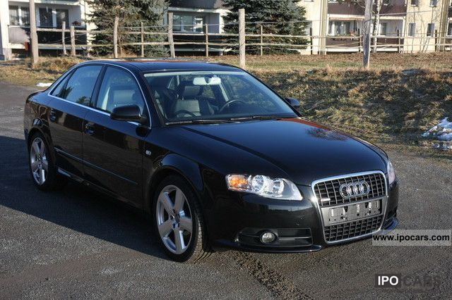 2006 audi a4 3 2 fsi multitronic t v full s line new car. Black Bedroom Furniture Sets. Home Design Ideas