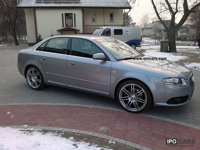 2006 audi a4 3 0 tdi 233km quatro car photo and specs. Black Bedroom Furniture Sets. Home Design Ideas