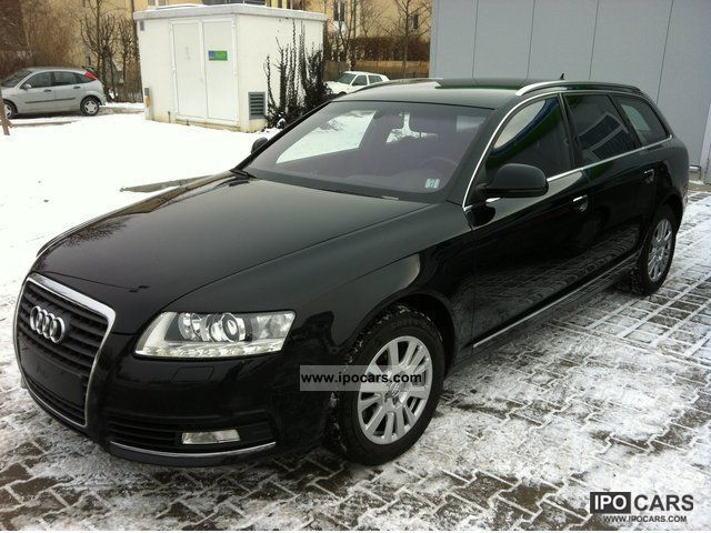 2008 audi a6 2 7 tdi facelift car photo and specs. Black Bedroom Furniture Sets. Home Design Ideas