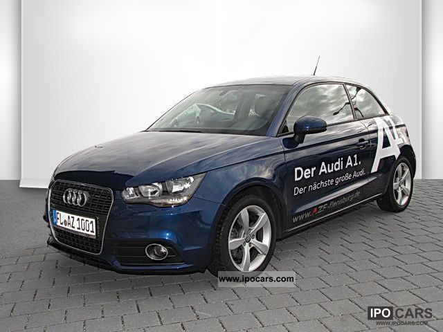 2010 Audi  A1 1.4 TFSI S-tronic Ambition, heated seats Limousine Used vehicle photo