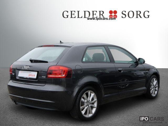 2011 Audi A3 1.6 TDI Sport Seats, Navigation Heated Seats