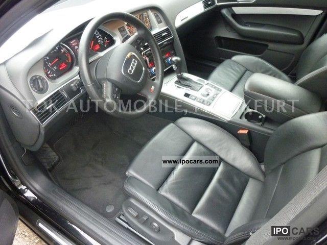 2008 Audi A6 Avant 32 FSI tiptrqu S line sport plus  Car Photo
