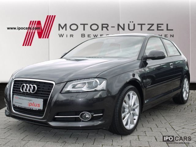 2010 Audi  A3 1.2 TFSI Ambition Navi + Xenon (air) Limousine Used vehicle photo
