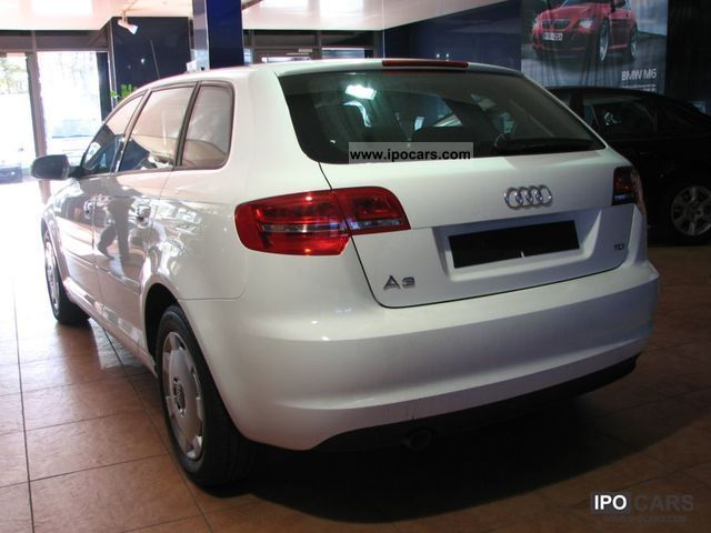 2012 audi a3 sportback 1 6 tdi car photo and specs. Black Bedroom Furniture Sets. Home Design Ideas