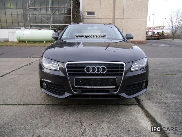 2008 Audi  New model. . Panoramic roof, tires 8 times Estate Car Used vehicle photo